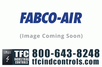 Picture of Fabco 122-09-T-A.1-120/60, 120VDC