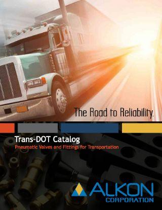 Alkon Trans-DOT Catalog