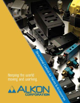 Alkon Valve Catalog