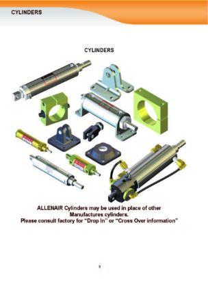 Allenair Cylinder Catalog