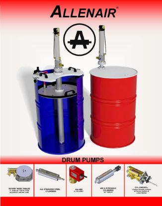 Allenair Drum Pump Catalog